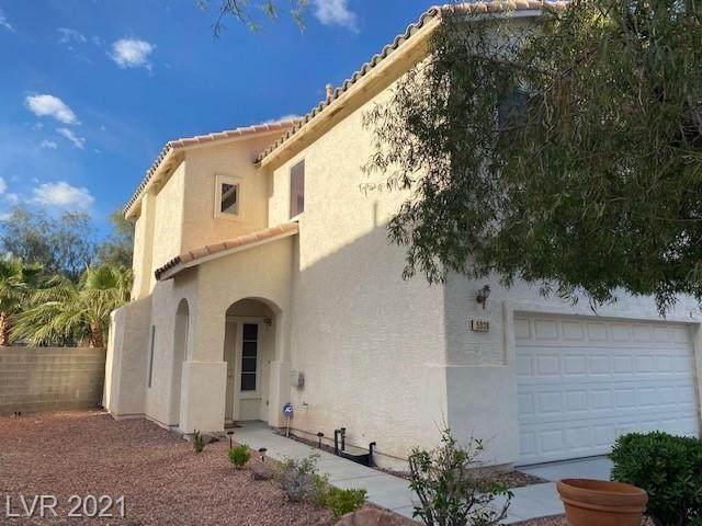 5036 Drifting Creek Avenue, Las Vegas, NV 89130 (MLS #2289916) :: Signature Real Estate Group