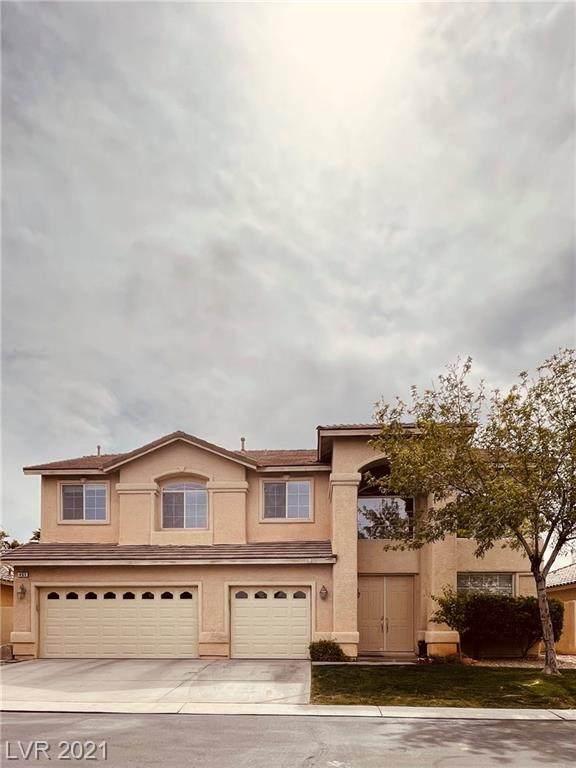 451 Dynacraft Street, Las Vegas, NV 89148 (MLS #2289989) :: Vestuto Realty Group