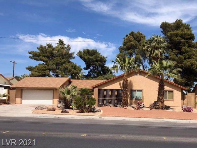 2154 E Viking Road, Las Vegas, NV 89169 (MLS #2290052) :: Signature Real Estate Group