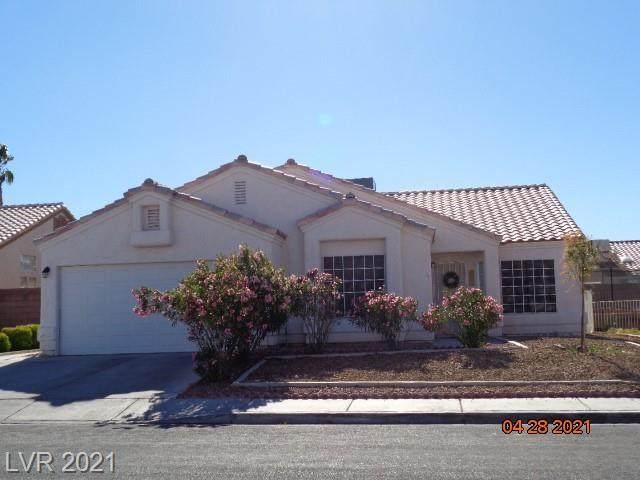 3717 Covewick Drive, North Las Vegas, NV 89032 (MLS #2290289) :: Team Michele Dugan