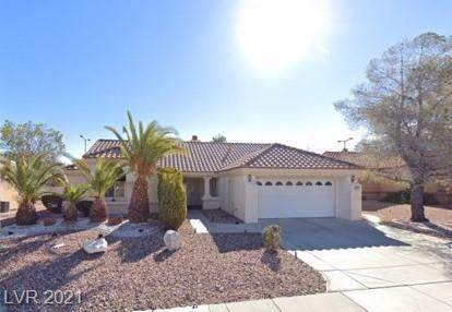 2616 Springridge Drive, Las Vegas, NV 89134 (MLS #2290369) :: Signature Real Estate Group