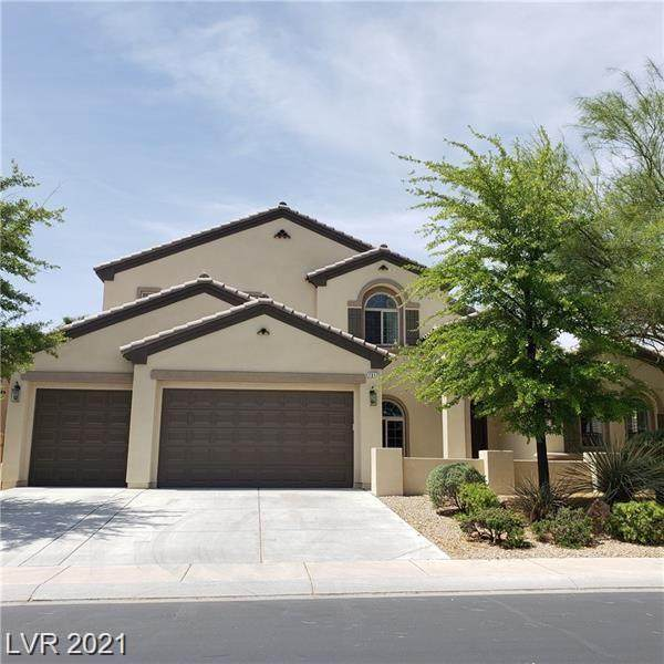 7317 Redhead Drive, North Las Vegas, NV 89084 (MLS #2290373) :: Lindstrom Radcliffe Group