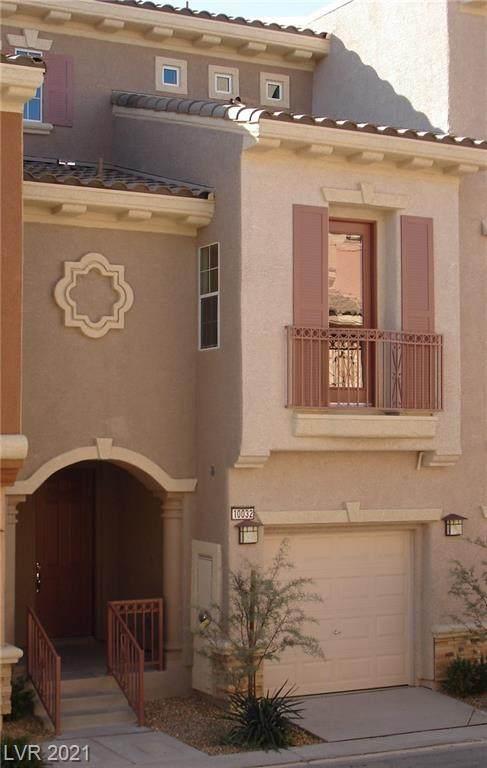 10032 Sand Key Street, Las Vegas, NV 89178 (MLS #2290486) :: Custom Fit Real Estate Group