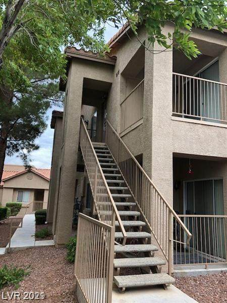 2110 Los Feliz Street #2085, Las Vegas, NV 89156 (MLS #2290532) :: The Perna Group