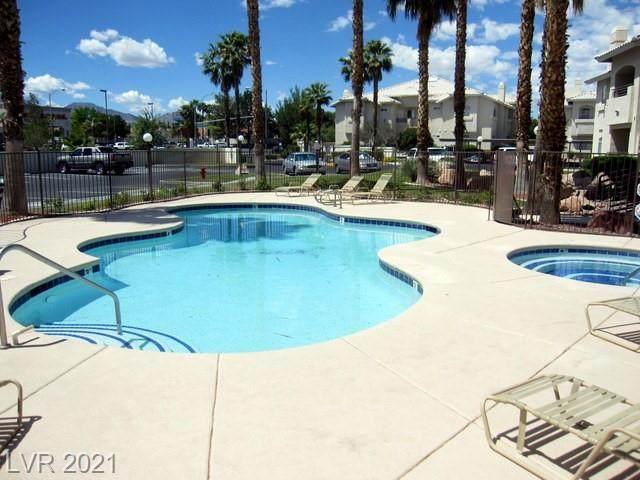 3320 S Fort Apache Road #204, Las Vegas, NV 89117 (MLS #2290740) :: The Shear Team