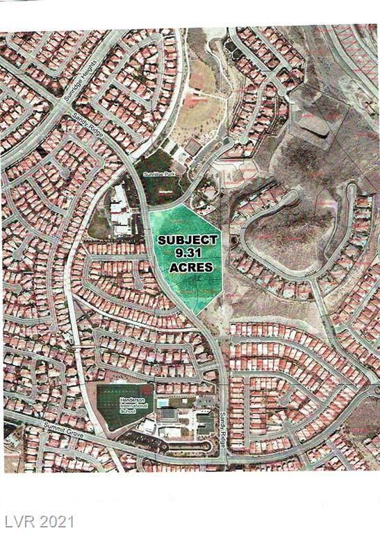 Sandy Ridge, Henderson, NV 89052 (MLS #2291394) :: Vestuto Realty Group