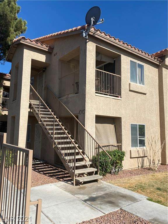 2110 Los Feliz Street #2094, Las Vegas, NV 89156 (MLS #2291431) :: The Perna Group