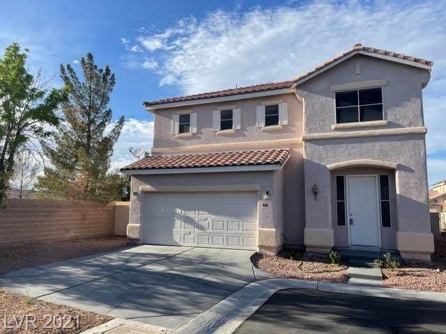808 Painted Vista Avenue, Las Vegas, NV 89123 (MLS #2291439) :: Team Michele Dugan