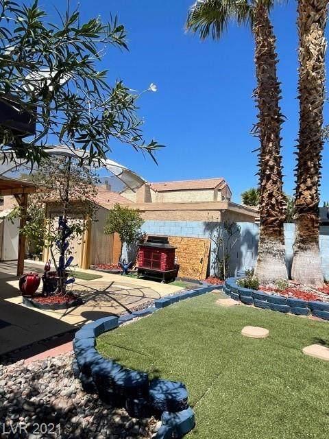7700 Tomich Avenue, Las Vegas, NV 89145 (MLS #2291442) :: Signature Real Estate Group