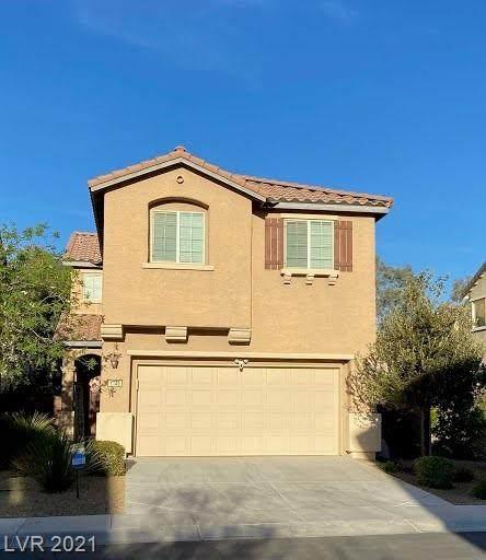 1140 Via Monticano, Henderson, NV 89052 (MLS #2291692) :: Custom Fit Real Estate Group