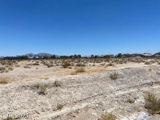 Orleans Avenue, North Las Vegas, NV 89030 (MLS #2291756) :: Signature Real Estate Group