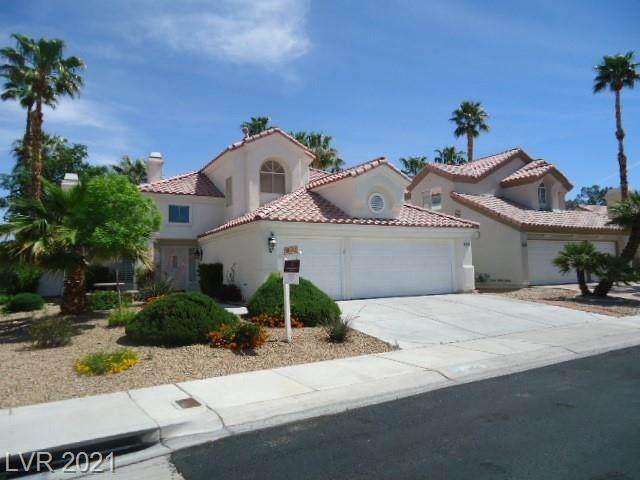 2940 Cape Verde Lane, Las Vegas, NV 89128 (MLS #2291772) :: Jeffrey Sabel