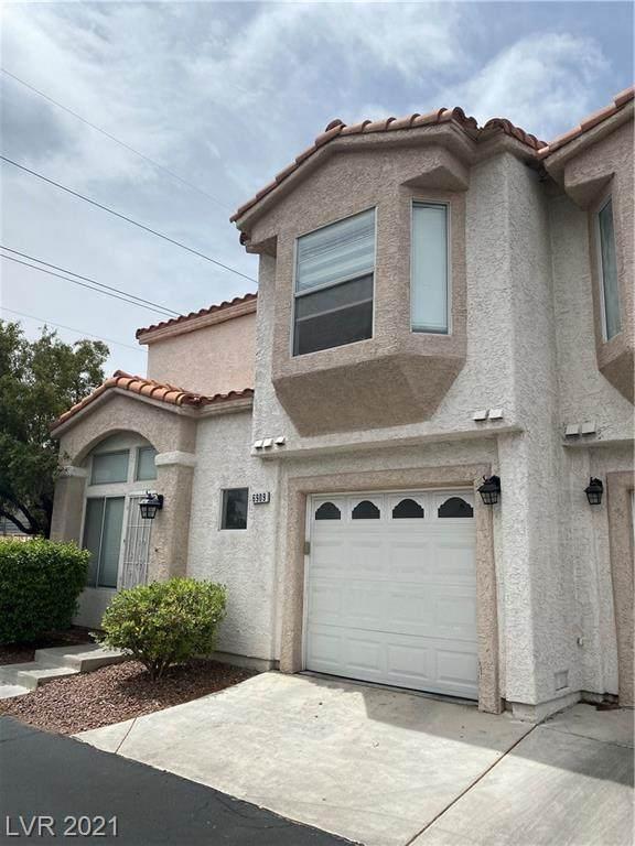 6909 Coral Rock Drive, Las Vegas, NV 89108 (MLS #2291805) :: Team Michele Dugan