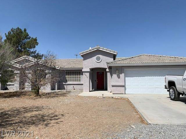 2670 Zephyr Avenue, Pahrump, NV 89048 (MLS #2291928) :: Signature Real Estate Group