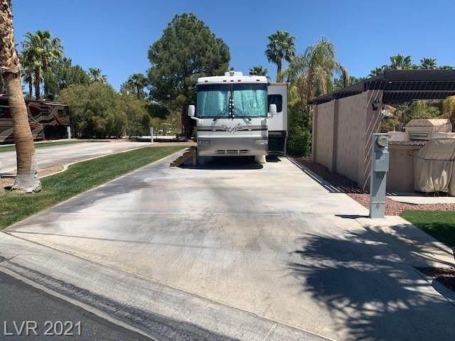 8175 Arville Street #140, Las Vegas, NV 89139 (MLS #2291957) :: Lindstrom Radcliffe Group