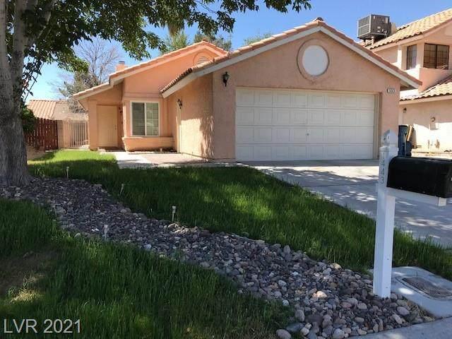 1443 Recital Way, Las Vegas, NV 89119 (MLS #2292298) :: Signature Real Estate Group