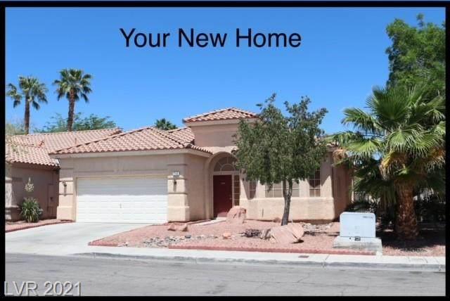 1148 Coral Rainbow Avenue, Las Vegas, NV 89123 (MLS #2292367) :: Signature Real Estate Group