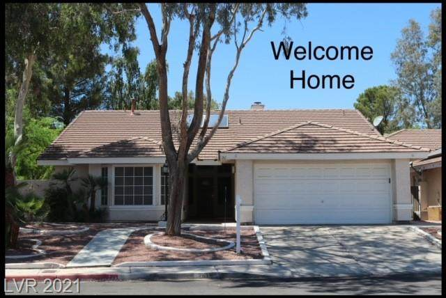 261 Grand Teton Drive, Henderson, NV 89074 (MLS #2292373) :: Signature Real Estate Group