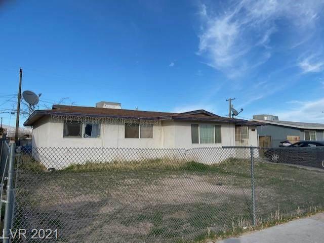 1836 W Mcdonald Avenue, North Las Vegas, NV 89032 (MLS #2292432) :: Signature Real Estate Group