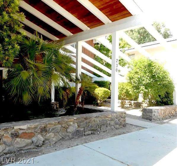 230 Dalmatian Lane, Las Vegas, NV 89107 (MLS #2292549) :: Custom Fit Real Estate Group