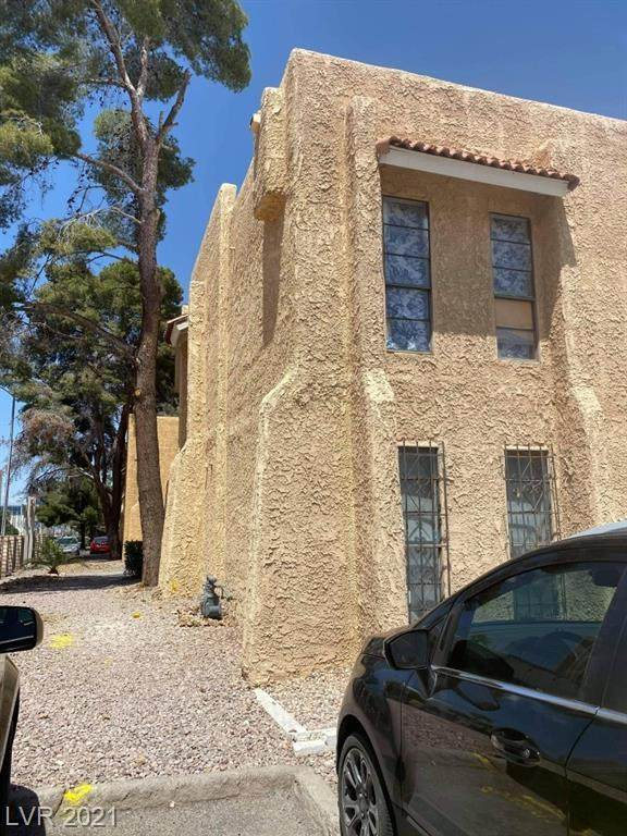 4650 Koval Lane, Las Vegas, NV 89109 (MLS #2292662) :: Vestuto Realty Group