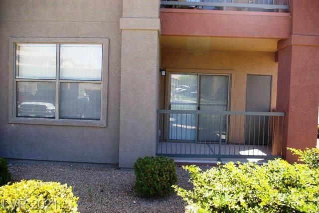 8000 W Badura Avenue #1064, Las Vegas, NV 89113 (MLS #2292785) :: Signature Real Estate Group