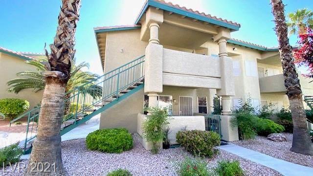 332 Jett Street #202, Las Vegas, NV 89145 (MLS #2292874) :: Custom Fit Real Estate Group