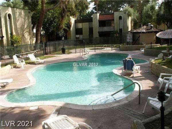 1405 Vegas Valley Drive #194, Las Vegas, NV 89169 (MLS #2293119) :: Signature Real Estate Group