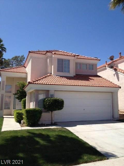9825 Cactus View Avenue, Las Vegas, NV 89117 (MLS #2293211) :: Lindstrom Radcliffe Group