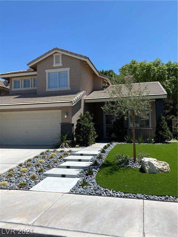 2034 Smoketree Village Circle, Henderson, NV 89012 (MLS #2293241) :: Signature Real Estate Group