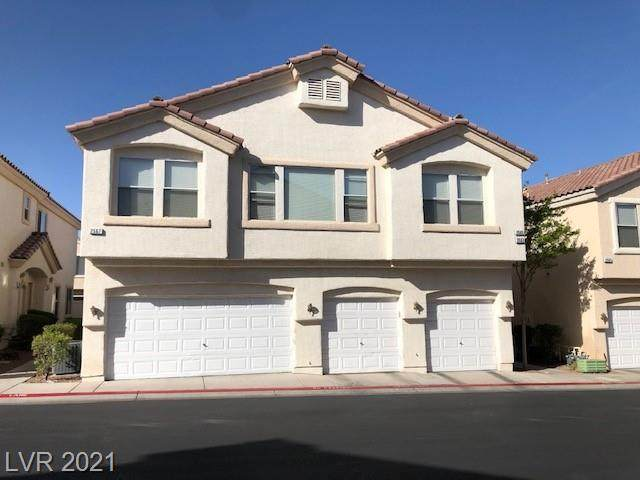 2567 Velez Valley Way, Henderson, NV 89002 (MLS #2293572) :: Lindstrom Radcliffe Group