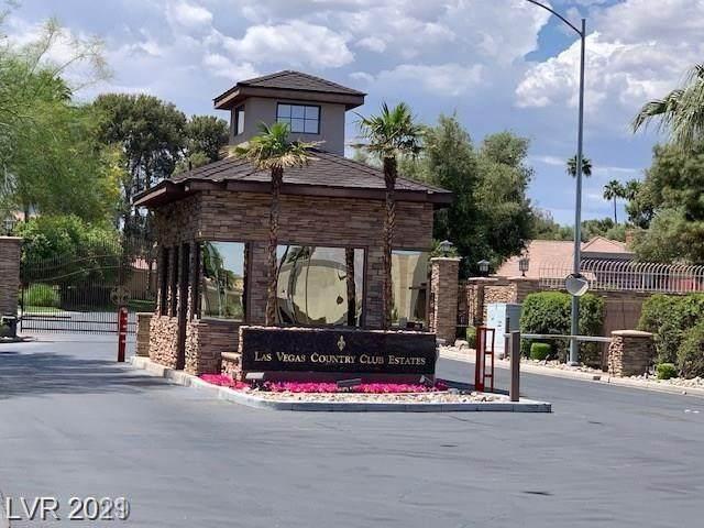 2838 Loveland Drive #1606, Las Vegas, NV 89109 (MLS #2293714) :: Signature Real Estate Group