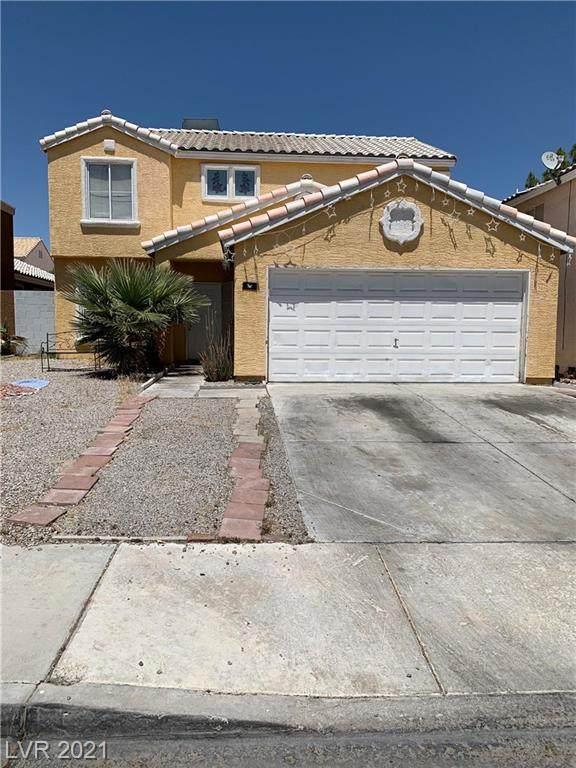 6524 Rain Forest Drive, Las Vegas, NV 89108 (MLS #2293855) :: Jeffrey Sabel