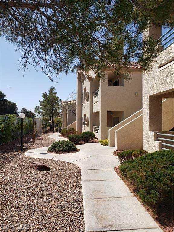 5415 W Harmon Avenue #2145, Las Vegas, NV 89103 (MLS #2293873) :: Custom Fit Real Estate Group