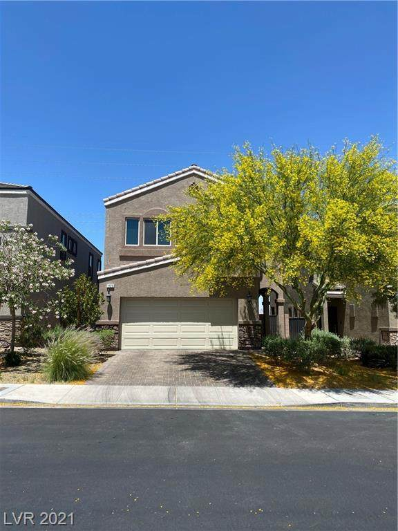 1120 Bradley Bay Avenue, Henderson, NV 89014 (MLS #2293888) :: Vestuto Realty Group