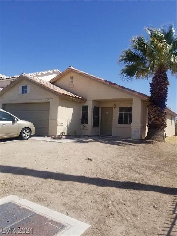 6579 Clover Wood Lane, Las Vegas, NV 89156 (MLS #2293908) :: Lindstrom Radcliffe Group