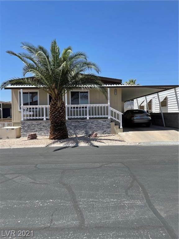 4623 Royal Ridge Lane, Las Vegas, NV 89103 (MLS #2294182) :: Custom Fit Real Estate Group
