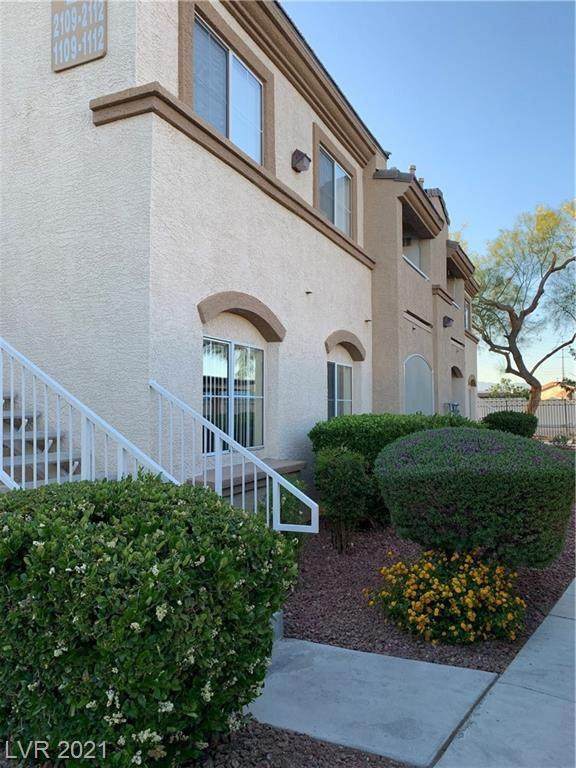 3400 Cabana Drive #1109, Las Vegas, NV 89122 (MLS #2294301) :: Team Michele Dugan