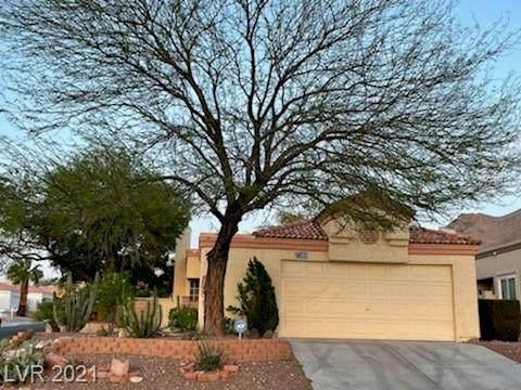 2380 Los Feliz Street, Las Vegas, NV 89156 (MLS #2294982) :: Jeffrey Sabel