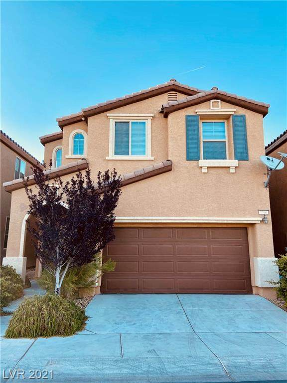 7700 Flowering Quince Drive, Las Vegas, NV 89179 (MLS #2295006) :: Lindstrom Radcliffe Group