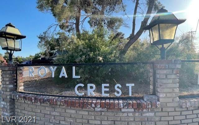 4599 Carriage Lane, Las Vegas, NV 89119 (MLS #2295057) :: Hebert Group | Realty One Group