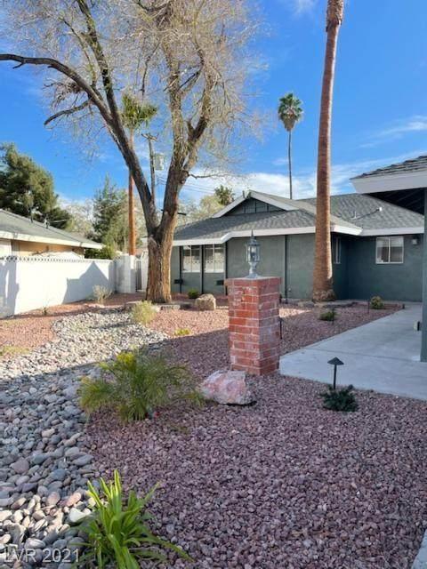 3821 Golf Lane, Las Vegas, NV 89108 (MLS #2295059) :: Team Michele Dugan