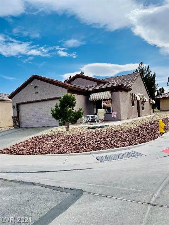 7433 Petrel Street, North Las Vegas, NV 89084 (MLS #2295276) :: Custom Fit Real Estate Group