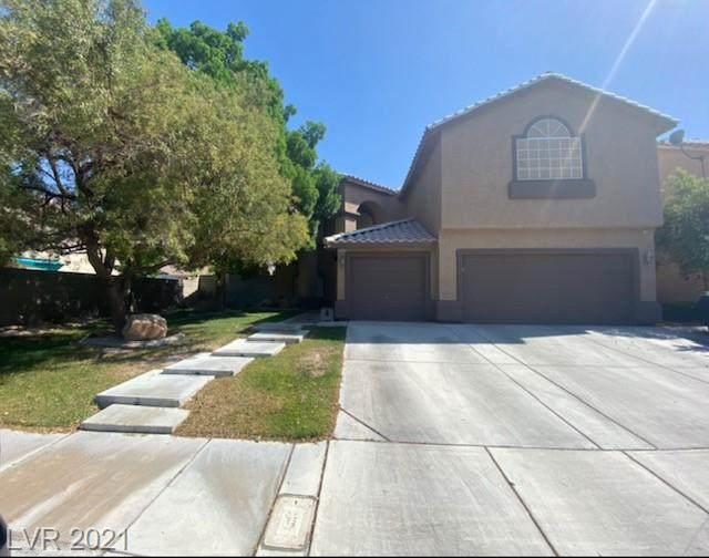 6121 Markleham Avenue, Las Vegas, NV 89130 (MLS #2295631) :: Lindstrom Radcliffe Group