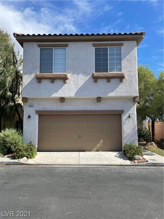 8904 Discovery Reef Avenue, Las Vegas, NV 89149 (MLS #2295656) :: Jeffrey Sabel