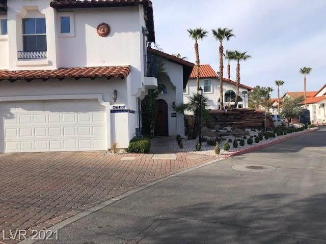 8744 Villa Monica Lane, Las Vegas, NV 89147 (MLS #2295658) :: The Shear Team