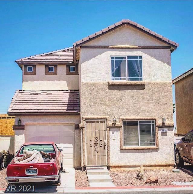 5230 Paradise Skies Avenue, Las Vegas, NV 89156 (MLS #2295805) :: Galindo Group Real Estate