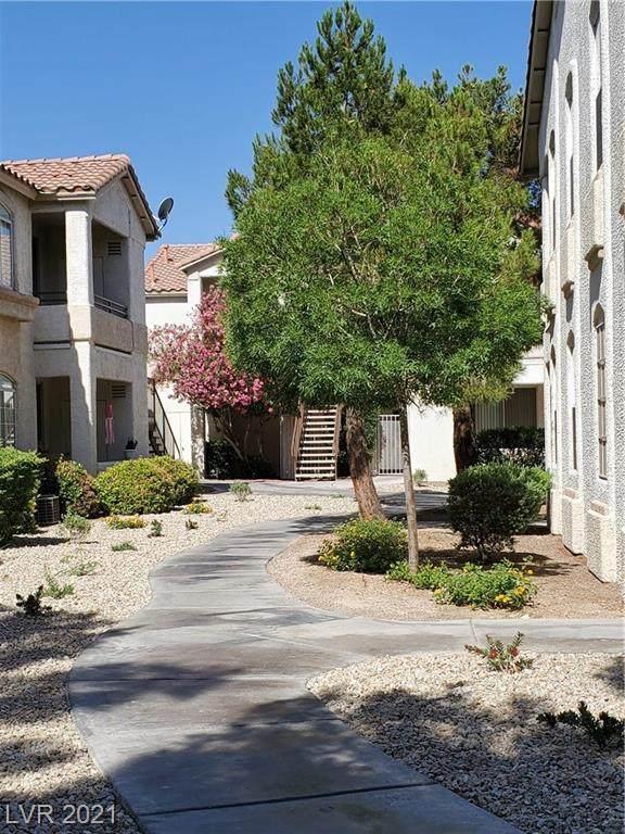 1405 S Nellis Boulevard #1074, Las Vegas, NV 89104 (MLS #2295811) :: Lindstrom Radcliffe Group