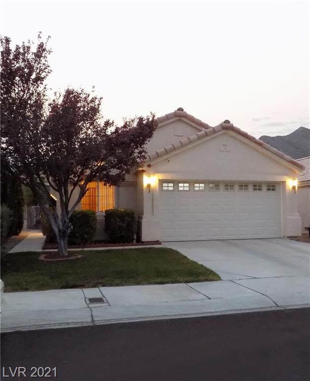 3921 Marble Mountain Street, Las Vegas, NV 89129 (MLS #2295910) :: Team Michele Dugan