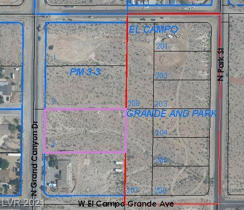 N Grand Canyon Drive, Las Vegas, NV 89149 (MLS #2296016) :: Lindstrom Radcliffe Group